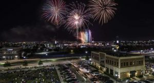 where to see fireworks in dallas fort worth