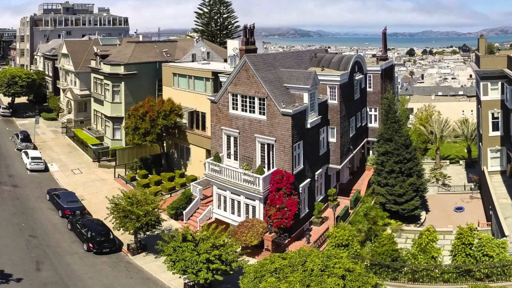 Pacific Heights, San Francisco home