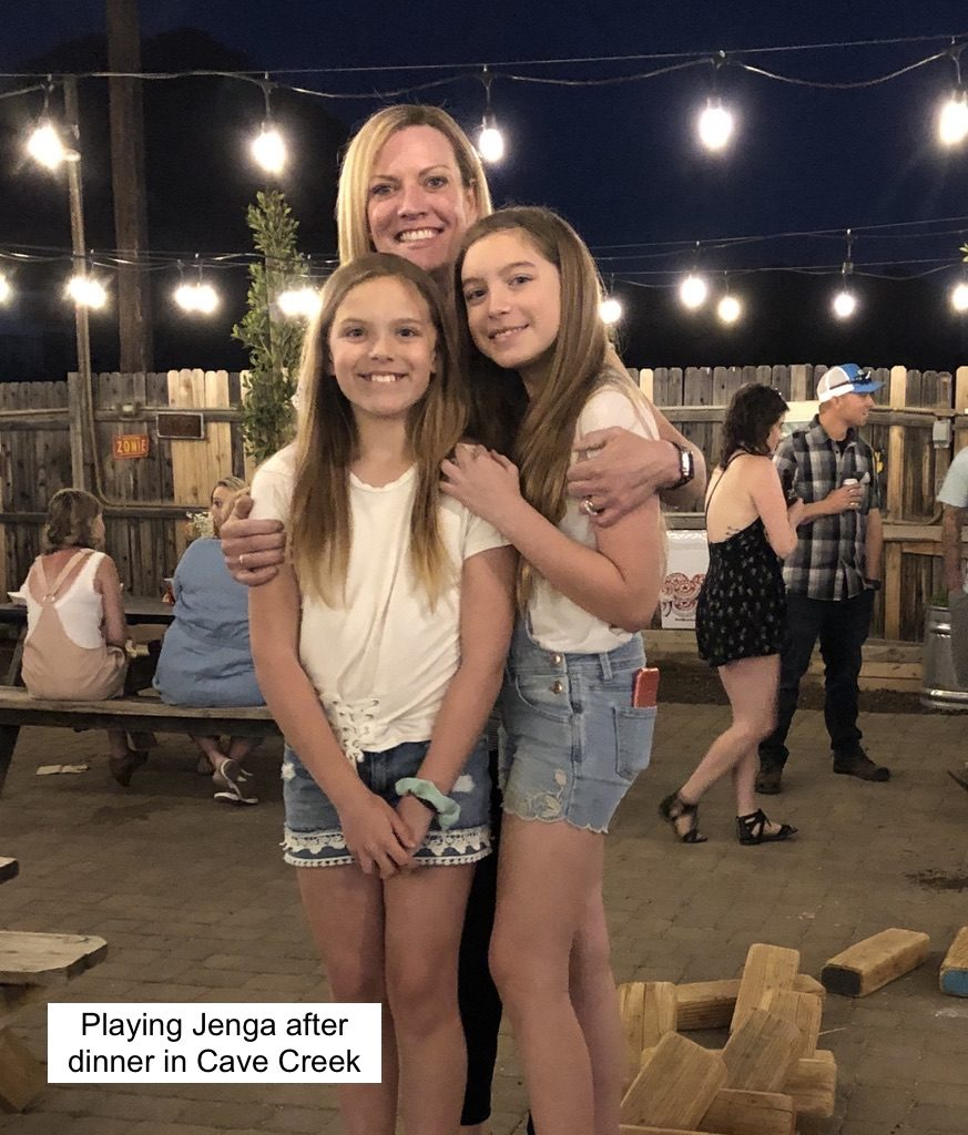 Raising-Arizona-Kids-Children-dining-outdoors-Cave Creek-marcela-grace