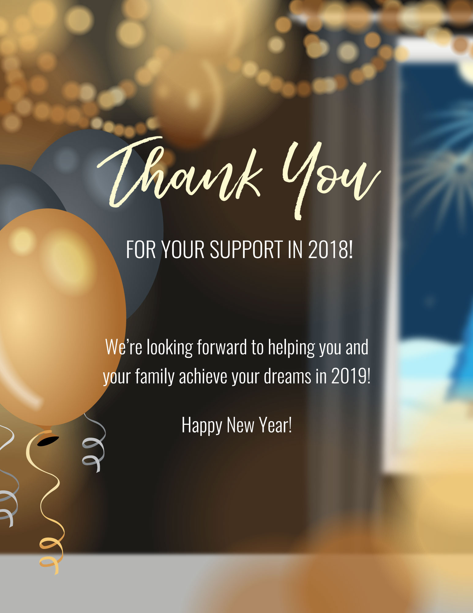 Here's to a Wonderful 2019!   Simplifying The Market
