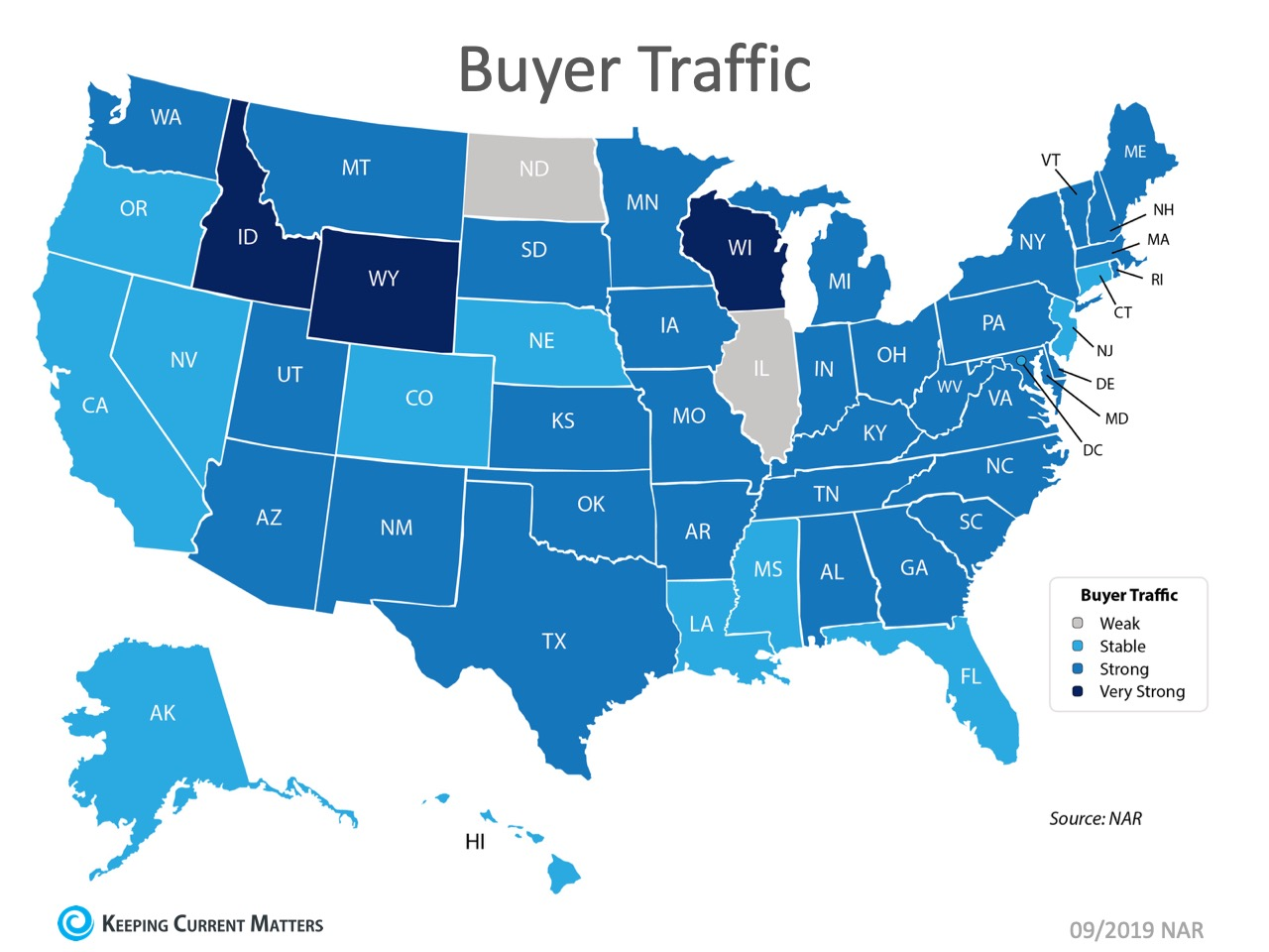 How Does the Supply of Homes for Sale Impact Buyer Demand?   Keeping Current Matters