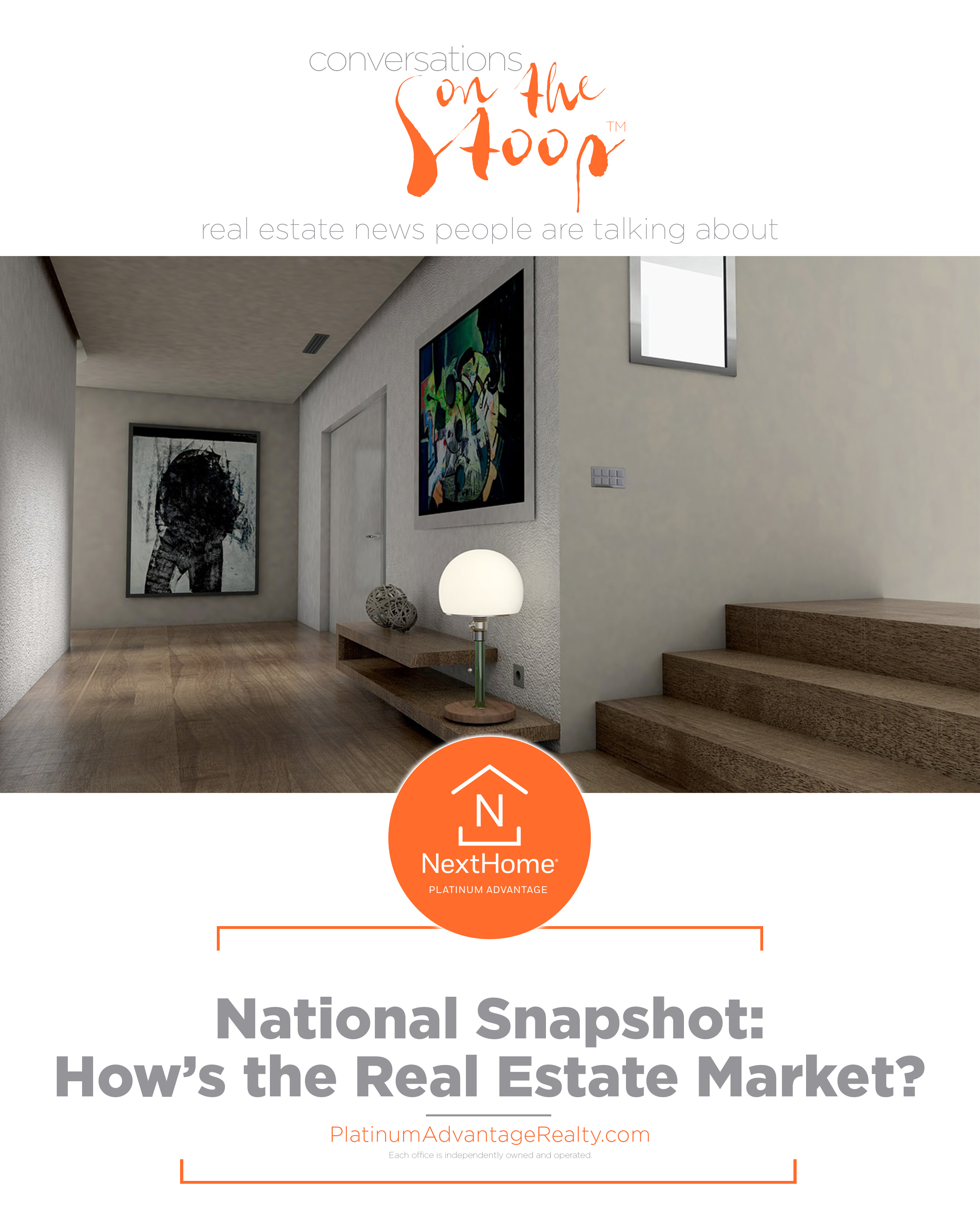 National Snapshot: How's the Real Estate Market?