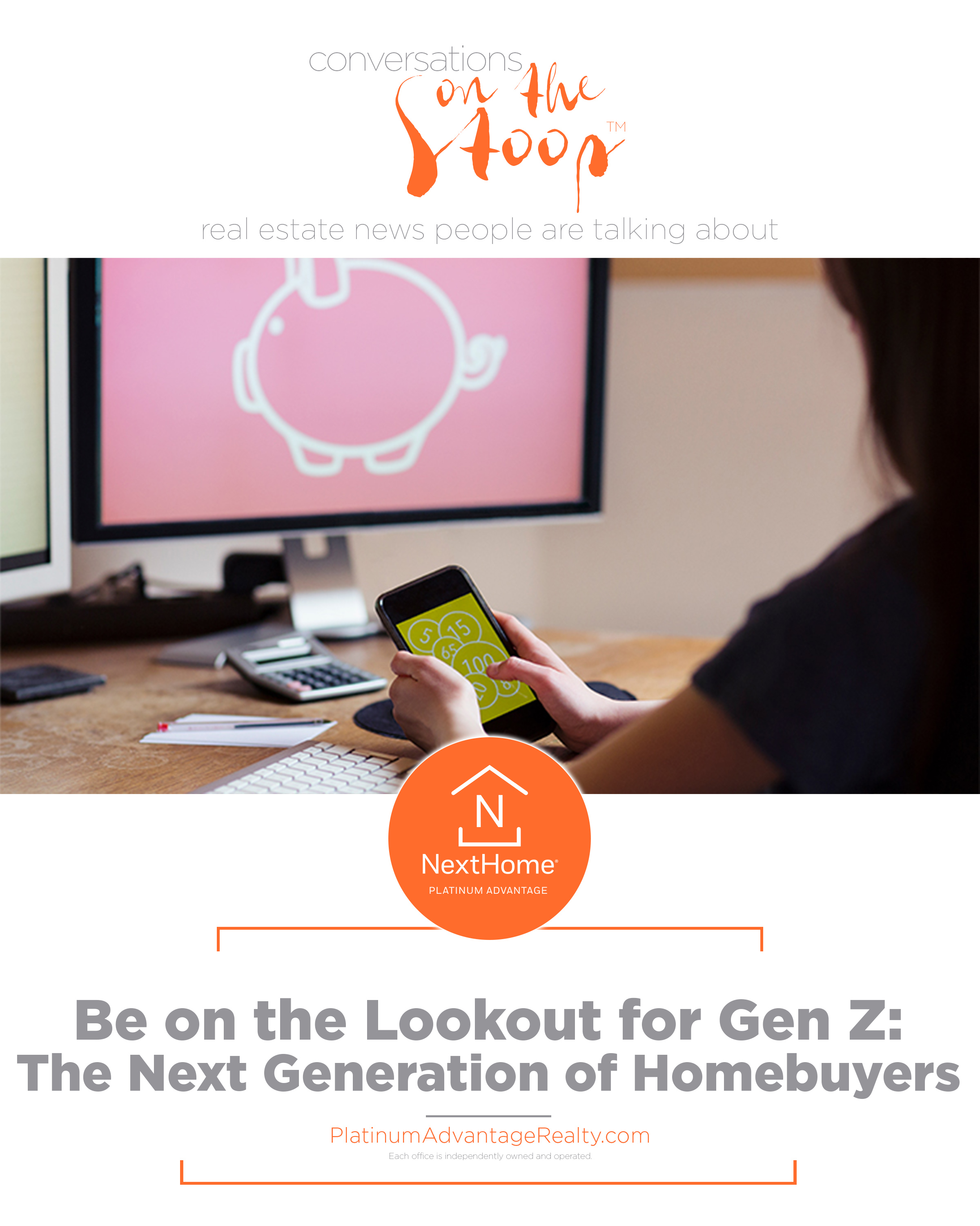 Be on the Lookout for Gen Z: The Next Generation of Homebuyers