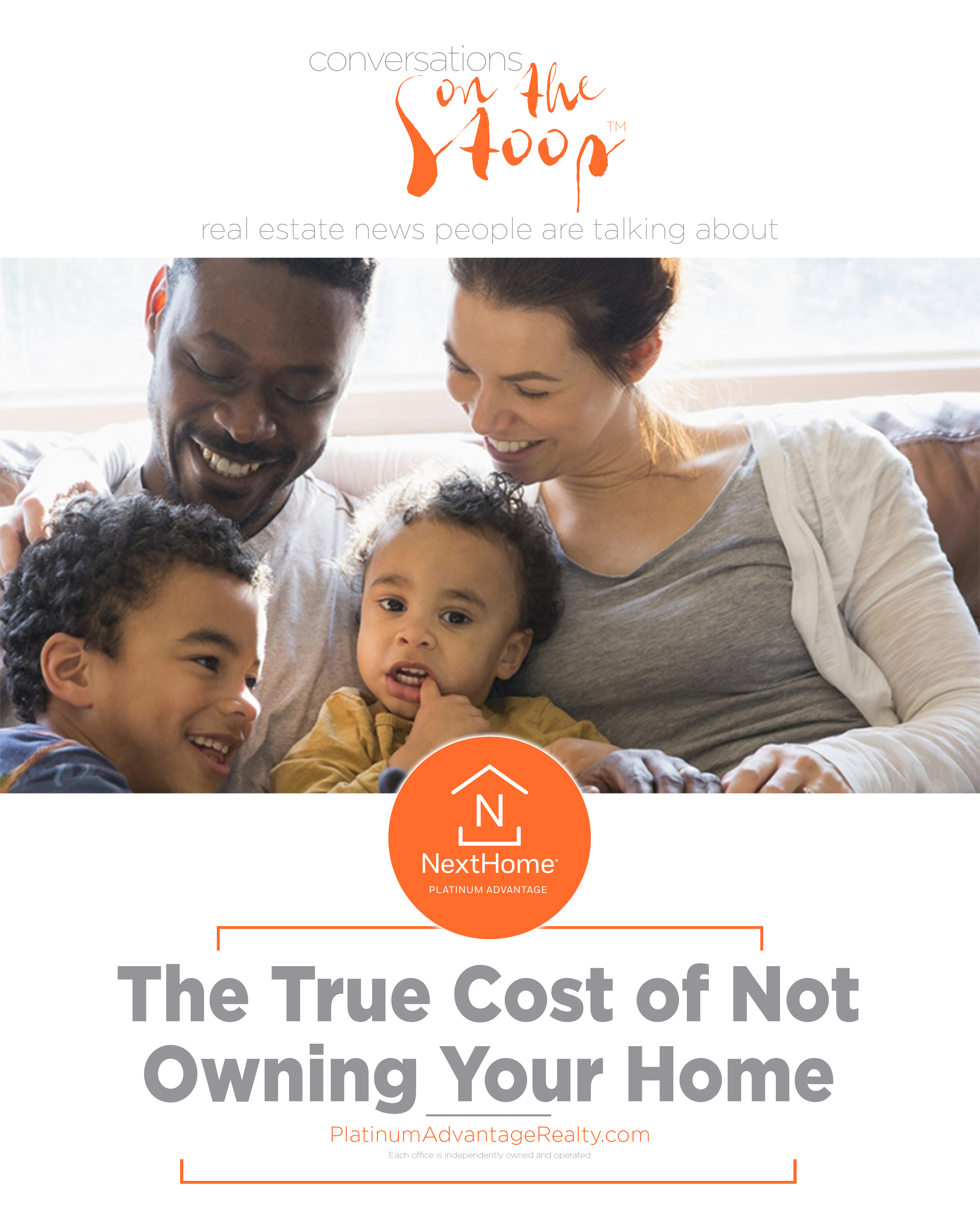 The True Cost of Not Owning Your Home