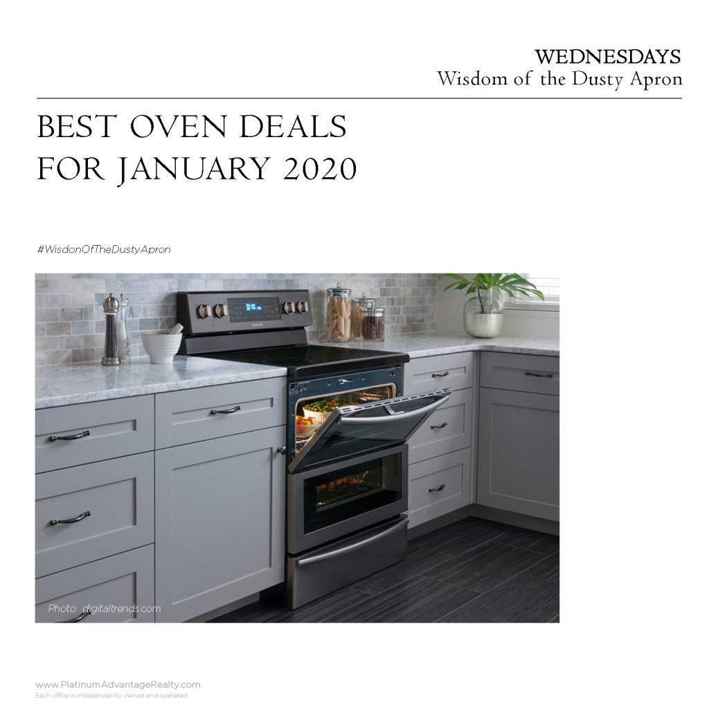 Best oven deals for January 2020