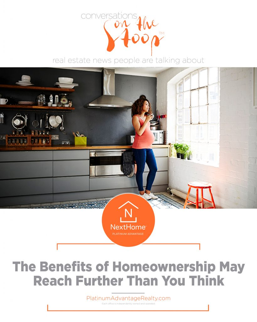 The Benefits of Homeownership May Reach Further Than You Think