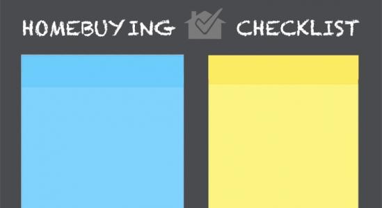 2020 Homebuying Checklist | Simplifying The Market