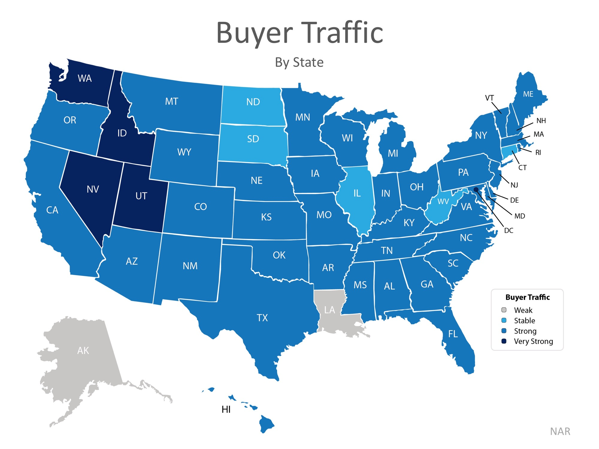 Latest NAR Data Shows Now Is a Great Time to Sell! | Simplifying The Market