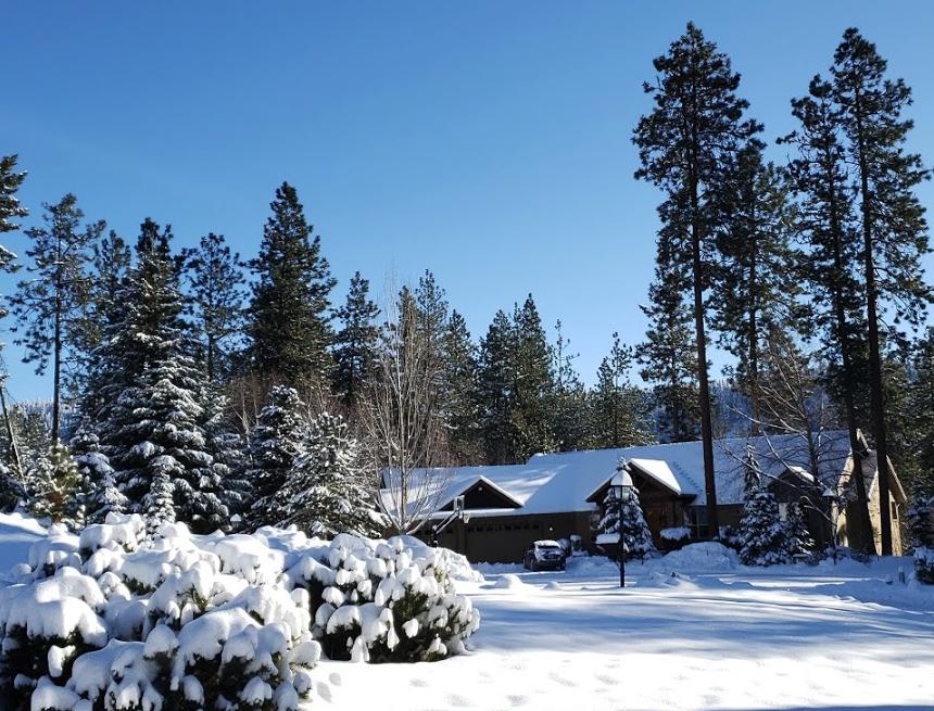 Coeur d'Alene Winter