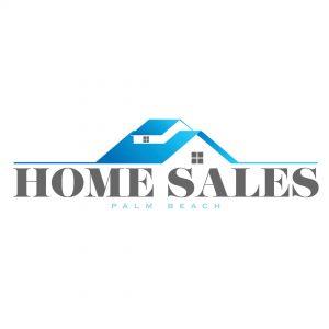 Home Sales Palm Beach Logo
