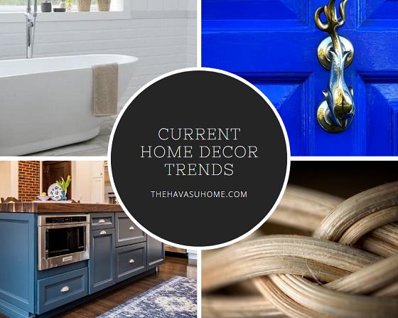 If your real estate in Lake Havasu needs some updating before you list it on the Havasu real estate market, consider implementing some of these current home decor trends into the design to appeal to today's home buyers.