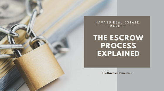 """Even if you've never bought real estate in Lake Havasu before, you've probably heard the term """"escrow"""". But do you know what it means and how it works?"""