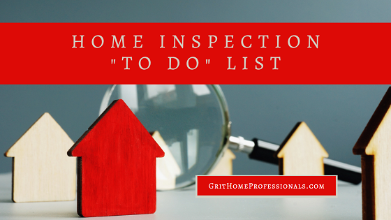 """If you do not want to fail a home inspection, make sure you tackle this """"to do"""" list as soon as possible. Otherwise, you might lose a sale."""