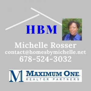 Michelle RosserMaximum One Realtor Partners