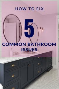bathroom-update-issues