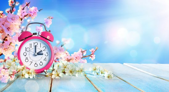 Preparing to Spring Forward [INFOGRAPHIC] | Simplifying The Market