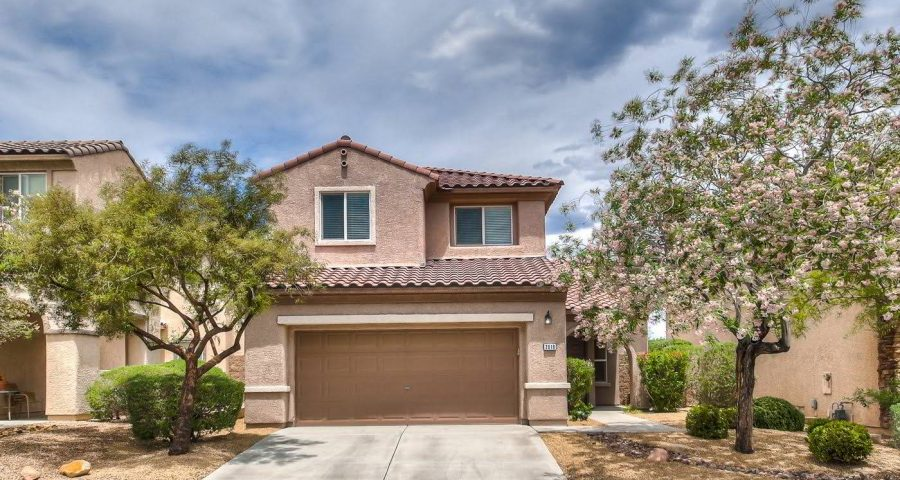 Anthem Highlands Home for Sale @ 2818 Craigton Dr, Henderson, NV 89044