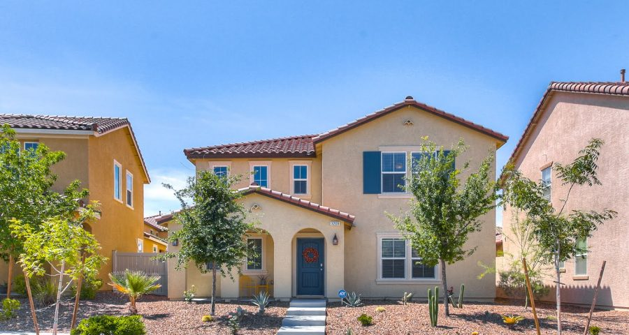 Inspirada Home for Sale @ 3209 Sisley Garden Ave, Henderson, NV 89044