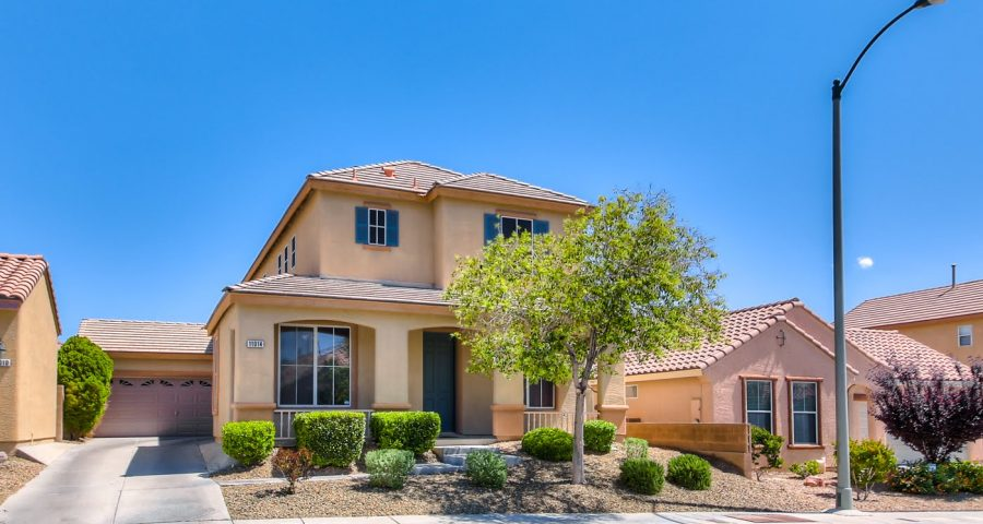 Southern Highlands Home for Sale @ 11014 Santorini Dr, Las Vegas, NV 89141