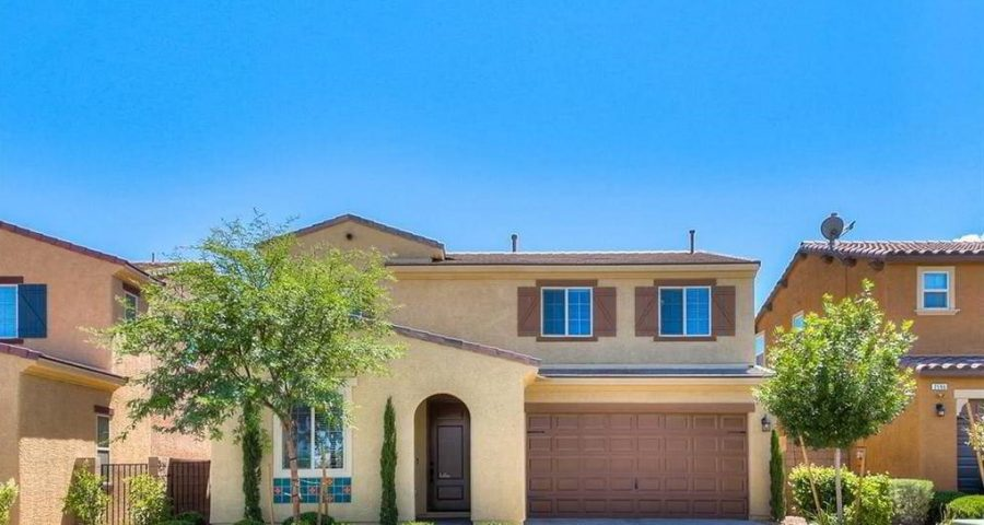 Inspirada Home for Sale @ 2592 Sable Ridge St, Henderson, NV 89044
