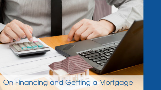 FAQs on Financing and Getting a Mortgage