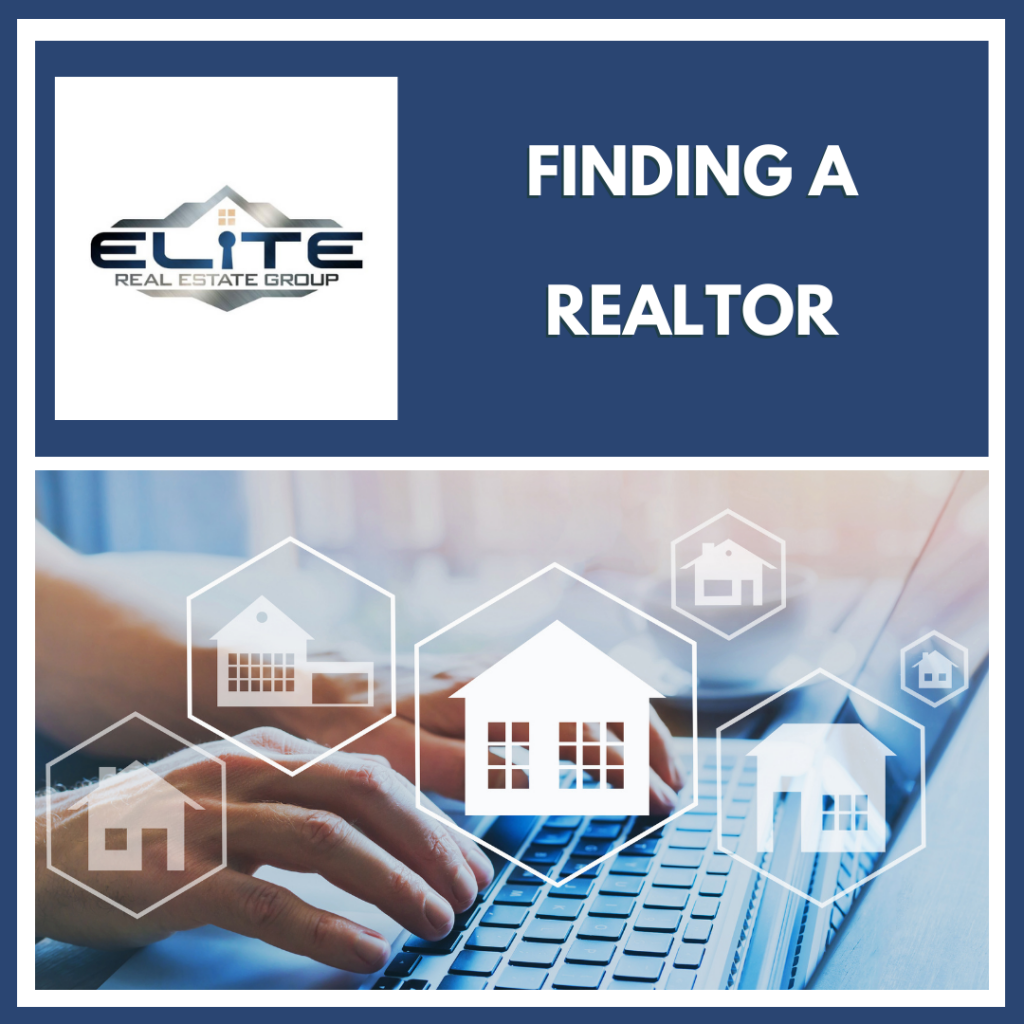 finding a realtor