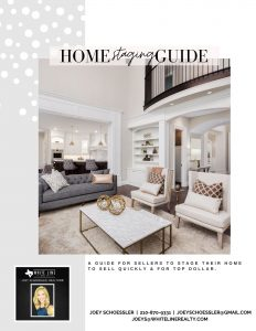 Home Staging Guide Link