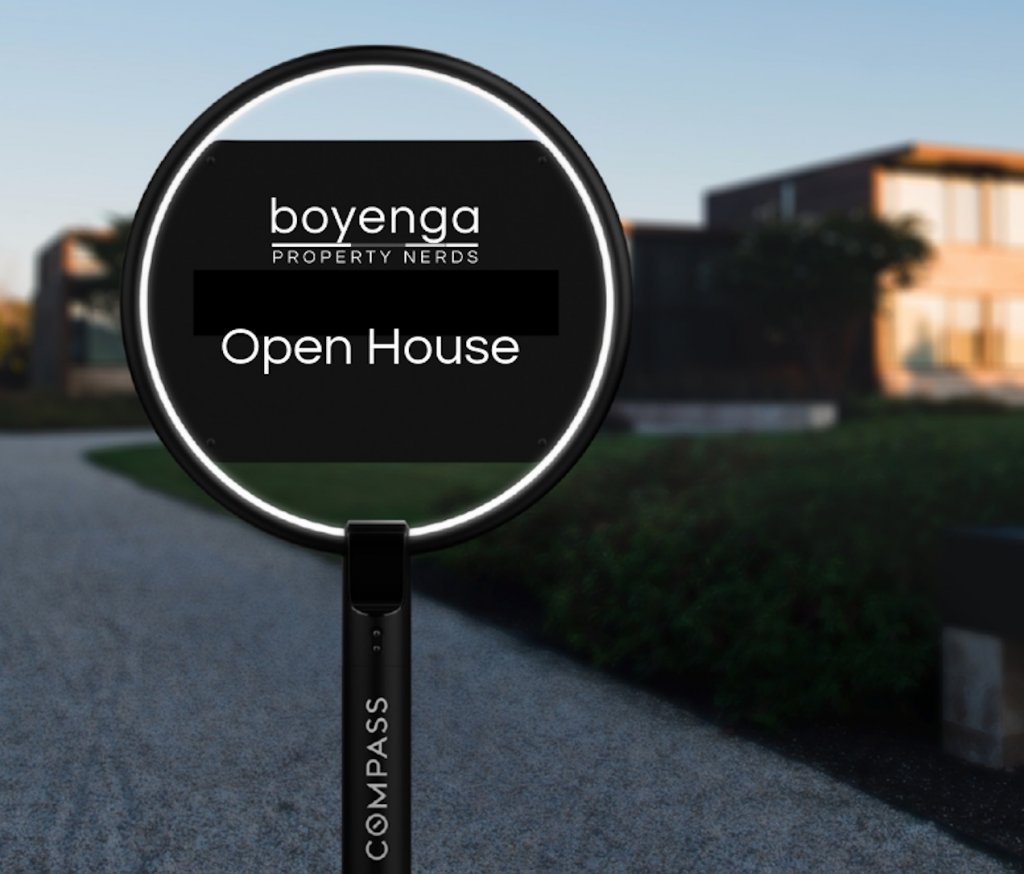 Boyenga Team Open House Compass
