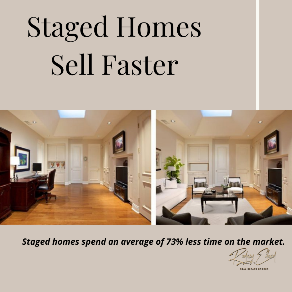 southlake texas house staging