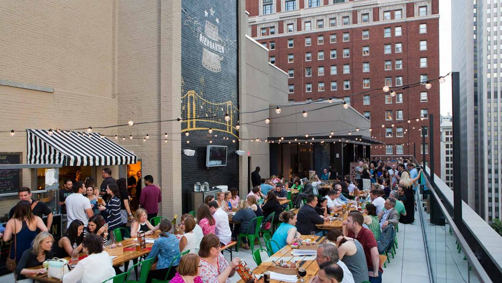 Pittsburgh Rooftop Bar