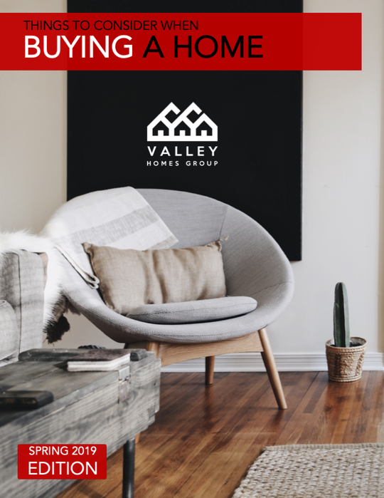 Buyer Guide - Spring 2019 - Valley Homes Group