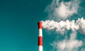 Greenhouse gas contributes to climate change