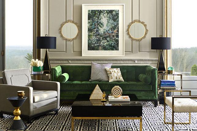 2019 design trends living room with rich tones indigo skye group blog
